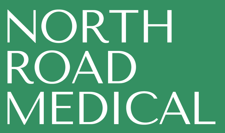 North Road medical logo